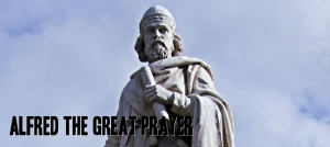 statute of king alfred the great by Jim Linwood on flickr 950x425 75pc with text